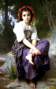 William Adolphe Bouguereau - Брук