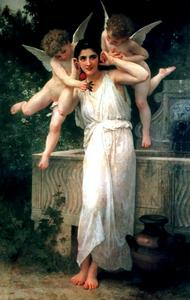 William Adolphe Bouguereau - Молодежь