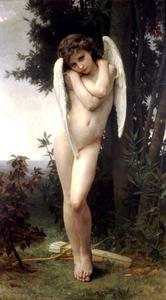 William Adolphe Bouguereau - Ламур мокрой