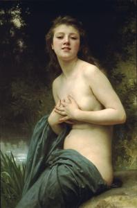 William Adolphe Bouguereau - Бри весной