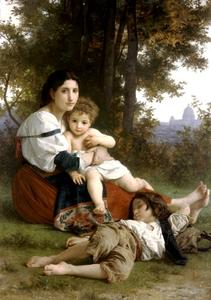 William Adolphe Bouguereau - остальные