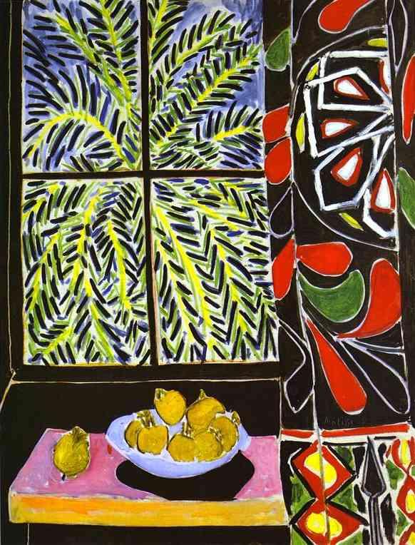 Картинки по запросу Анри Матисс «Египетский занавес».