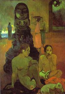 Paul Gauguin - Великий Будда