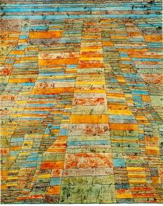 Paul Klee - Шоссе и Byways