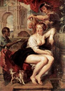 Peter Paul Rubens - Вирсавия в Фонтан