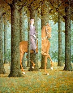 Rene Magritte - Бланш