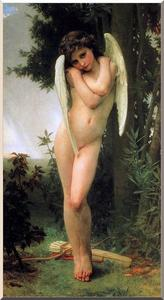 William Adolphe Bouguereau - Купидон