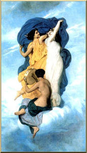 William Adolphe Bouguereau - танцы