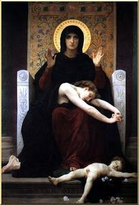 William Adolphe Bouguereau - Девы Утешение