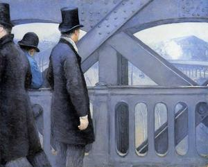 Gustave Caillebotte - Пон-де-Европа