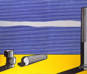 Roy Lichtenstein - Руины