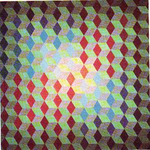 Victor Vasarely - Ион-DR