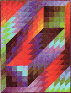Victor Vasarely - Гештальт III