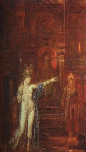 Gustave Moreau - Саломея
