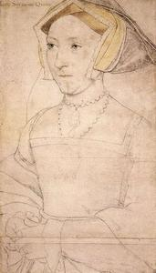 Hans Holbein The Younger - Джейн Сеймур