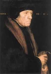Hans Holbein The Younger - Портрет Джона Чемберса