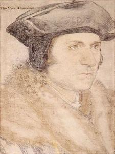 Hans Holbein The Younger - Сэр Thomas More1