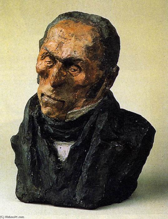 Гизо или отверстия, 1832 по Honoré Daumier (1808-1879, France)