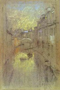James Abbott Mcneill Whistler - Зимний вечер