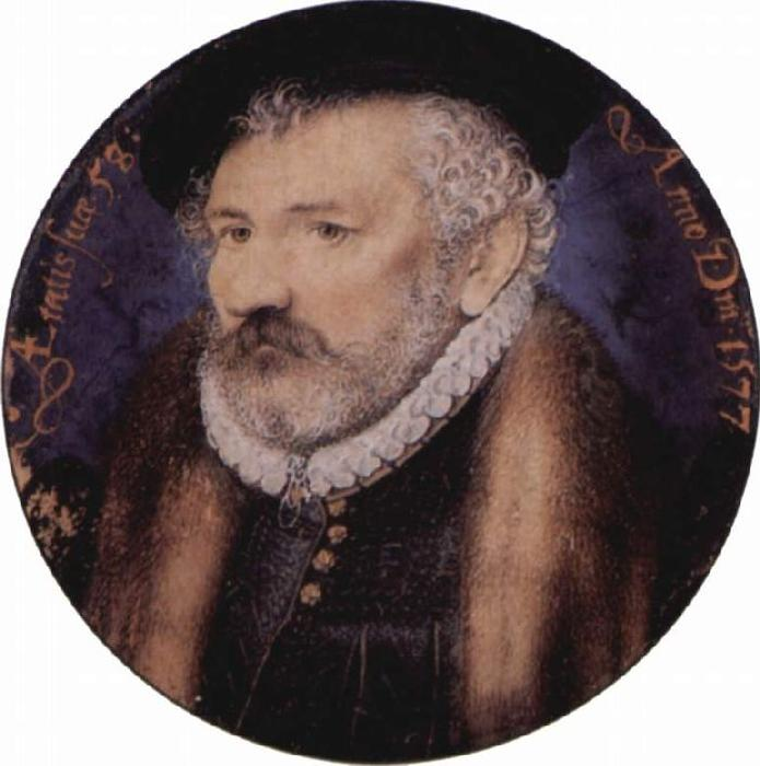 Ричард Хиллиард по Nicholas Hilliard (1577-1619, United Kingdom)