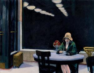 Edward Hopper - Автомат