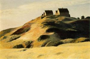 Edward Hopper - кукуруза горке