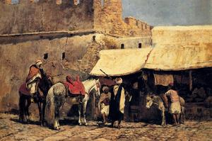 Edwin Lord Weeks - Танжер