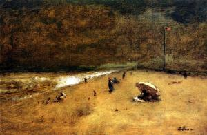 George Inness - По Jersey Shore