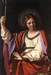 Guercino (Barbieri, Giovanni Francesco) - Санкт-Маргерит