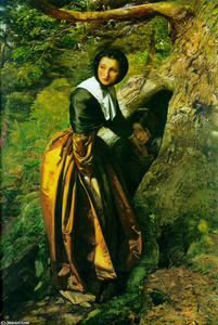 John Everett Millais - Роялистов