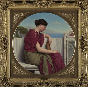 John William Godward - Ответ
