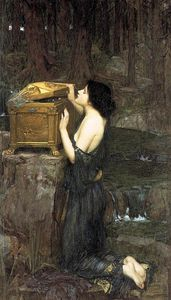 John William Waterhouse - Бандура