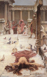 John William Waterhouse - Санкт-Эулалия