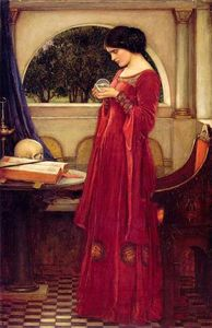 John William Waterhouse - мяч