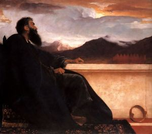 Lord Frederic Leighton - Дэвид