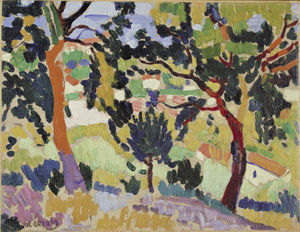 André Derain - estaque