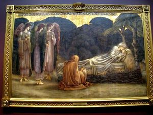 Edward Coley Burne-Jones - Рождение