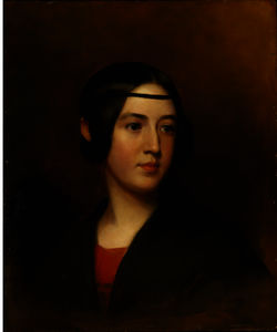 Thomas Sully - Портрет Blanch Салли