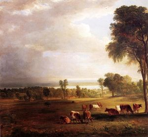 Asher Brown Durand - Сбор буря