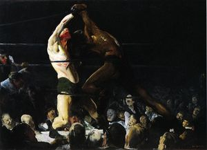 George Wesley Bellows - Оба Члены of этот клуб