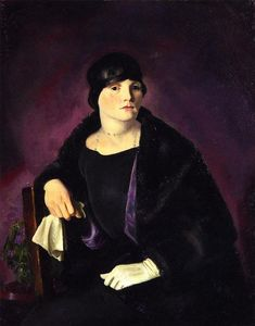 George Wesley Bellows - г жа Рихтер