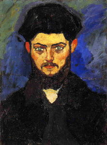 Amedeo Modigliani - Морис Drouard