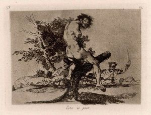 Francisco De Goya - Esto-эс-Фегора