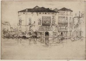 James Abbott Mcneill Whistler - дворцы