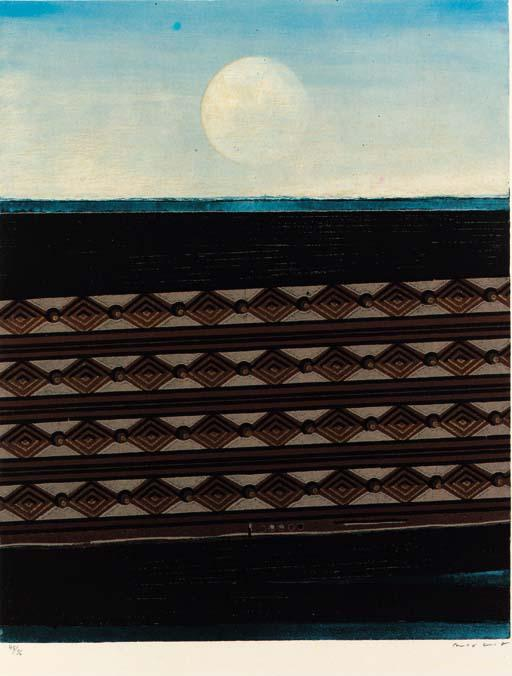 Enseigne Pour Une Эколь де Harengs по Max Ernst (1891-1976, Germany)