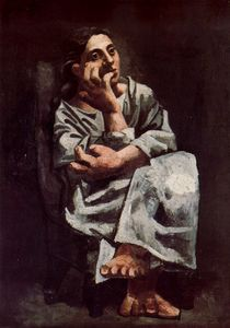 Pablo Picasso - фам assise