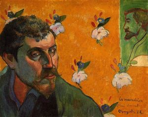 Paul Gauguin - Автопортрет, Отверженные