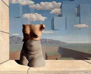 Rene Magritte - Марш самого  летние