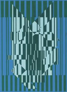 Victor Vasarely - Calcis-С