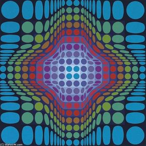 Victor Vasarely - КСТ